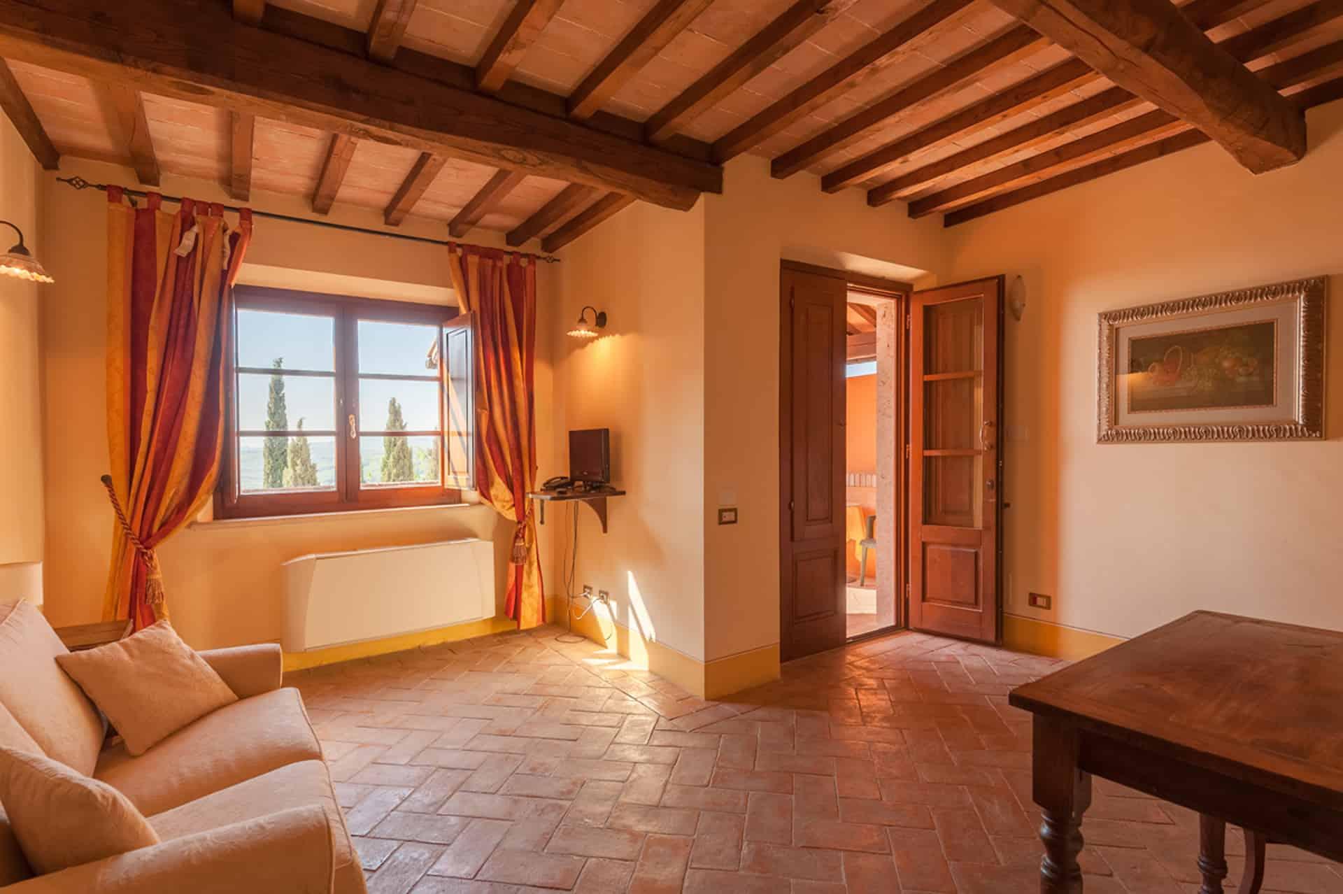 Hotel Saturnia Terme: le nostre camere confortevoli arredate con cura.