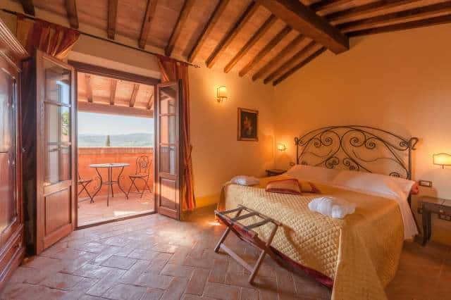 Hotel terme saturnia le nostre camere confortevoli for Camere arredate